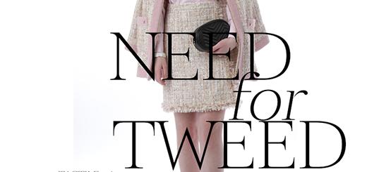 pink tartan – need for tweed