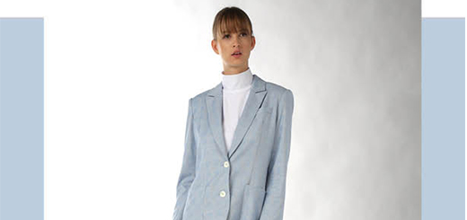PINK TARTAN - WELL SUITED - Our favourite suit this Spring!