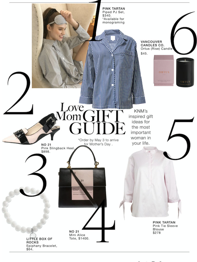 PINK TARTAN - Mother's Day Gift Guide
