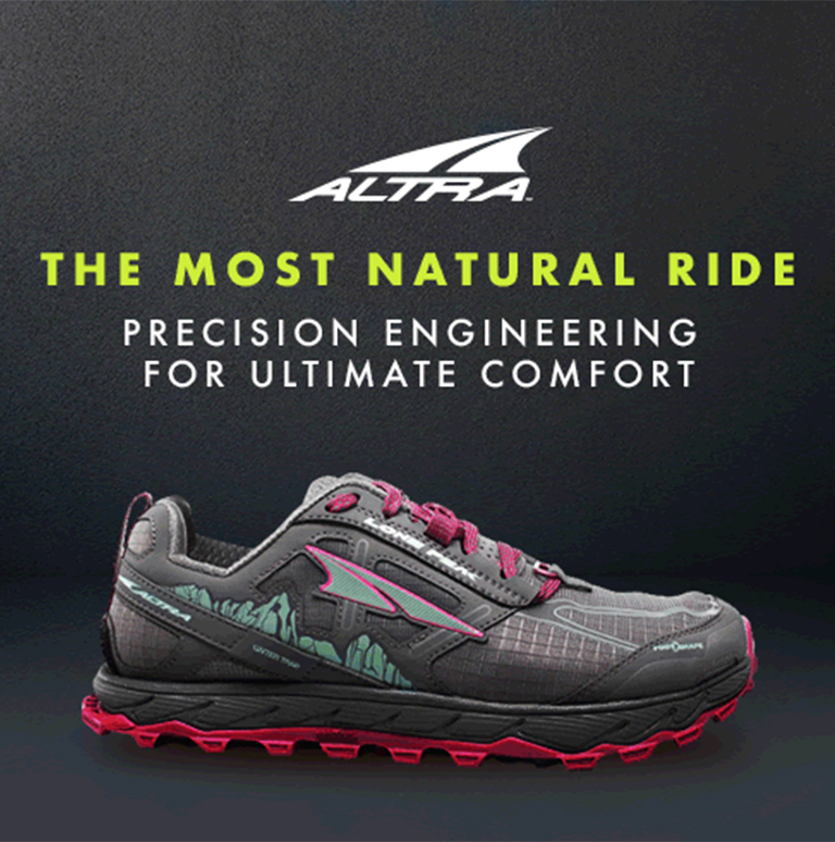 Runners Need - Intuitive running from Altra