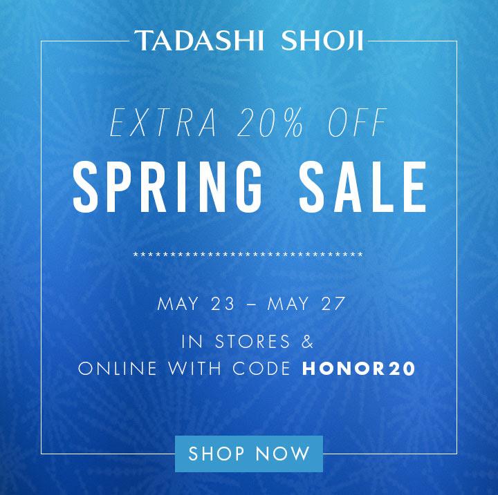 Tadashi Shoji Online - Take An Extra 20% Off (Full Price + Sale)