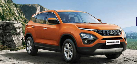 tata harrier – with land rover pedigree, this suv is above all