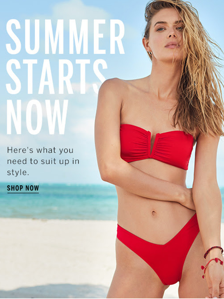 Victoria's Secret - The Swim Edit!
