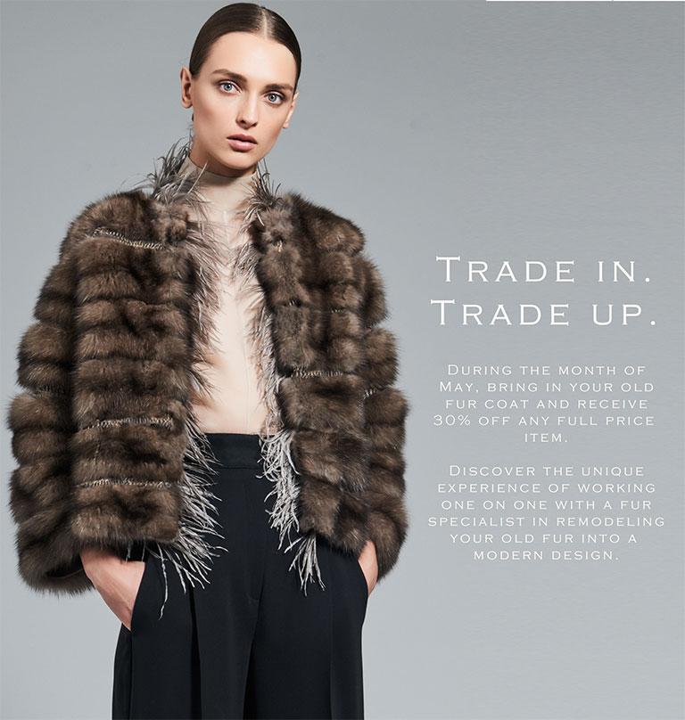 J. Mendel - Trade In. Trade Up!