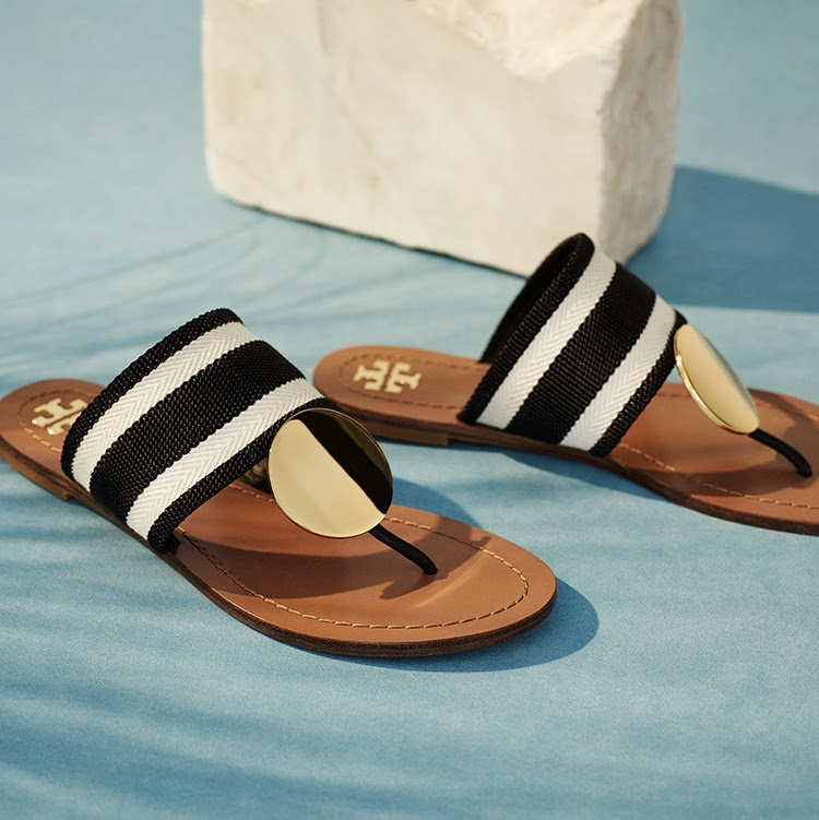 Tory Burch - The simple beauty of a great sandal