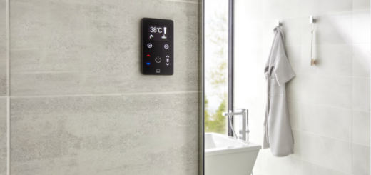 introducing the sensori smart touch by vado – the next generation of smart showering