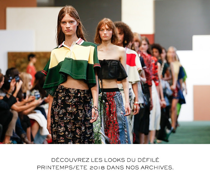 CARVEN - Archive- The Spring-Summer Parade 2018