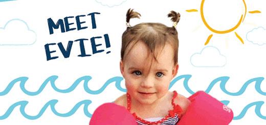 CMRF Crumlin - Meet Evie!
