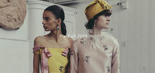 Erdem.com - Pre Fall 2019 New-Season Exclusives
