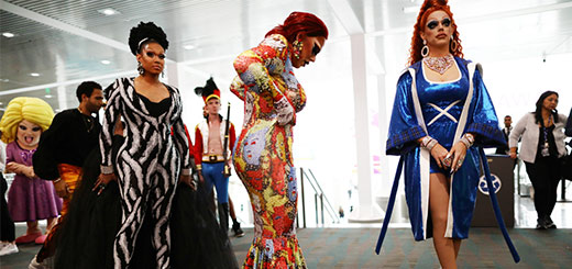 Fashionista - As Drag Goes Mainstream, Queer Fashion Designers Reap Business Benefits