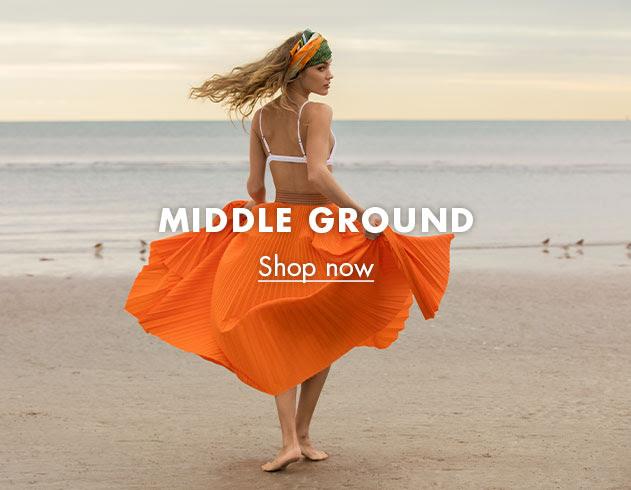 Harvey Nichols - Beach, please - the getaway edit