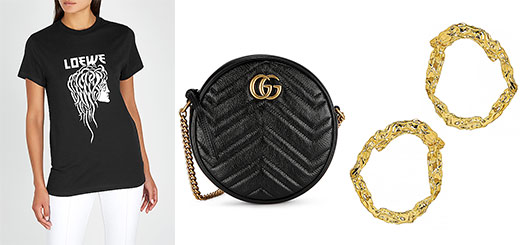 Harvey Nichols - New In - Chloé, Gucci, Stine Goya and more