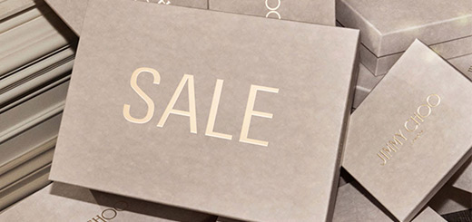 Jimmy Choo - The Sale in On and It's Better Than Ever