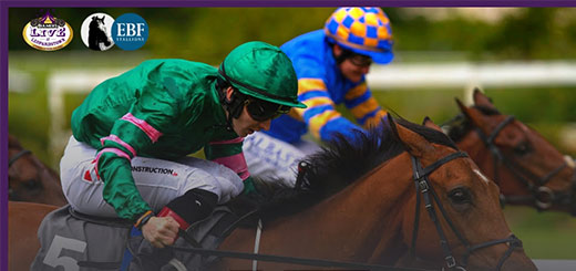 Leopardstown Racecourse - Highlights from Foran Equine Irish EBF Auction race at Bulmers Live at Leopardstown