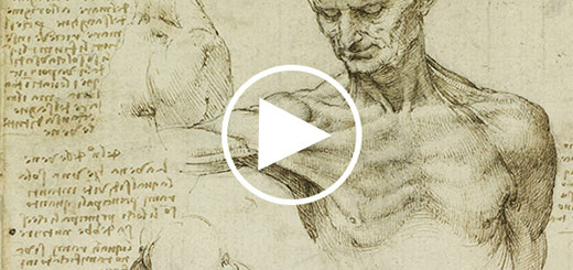 Royal Academy of Arts - A closer look: Leonardo da Vinci