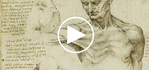 Royal Academy of Arts - A closer look: Leonardo da Vinci