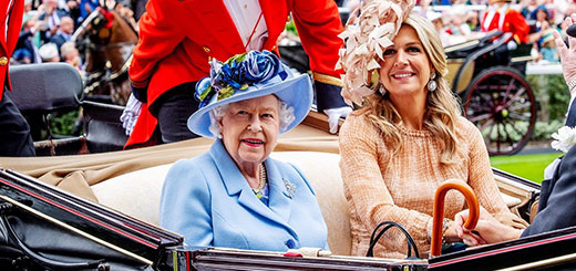 Royal Watch - The Queen's Favorite Royal Ascot Accessory