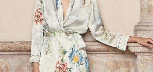 5 of the best: satin pyjamas