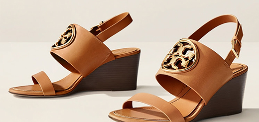 Tory Burch - Introducing the Miller wedge