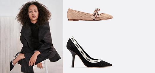 DIOR - J'Adior Shoes
