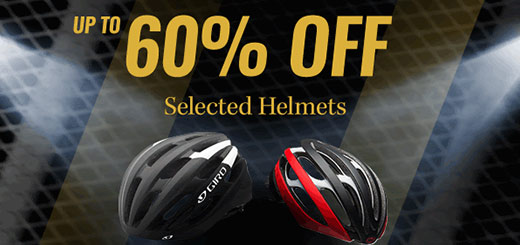 Cycle Surgery - Up to 60% off ALL helmets - Ends midnight