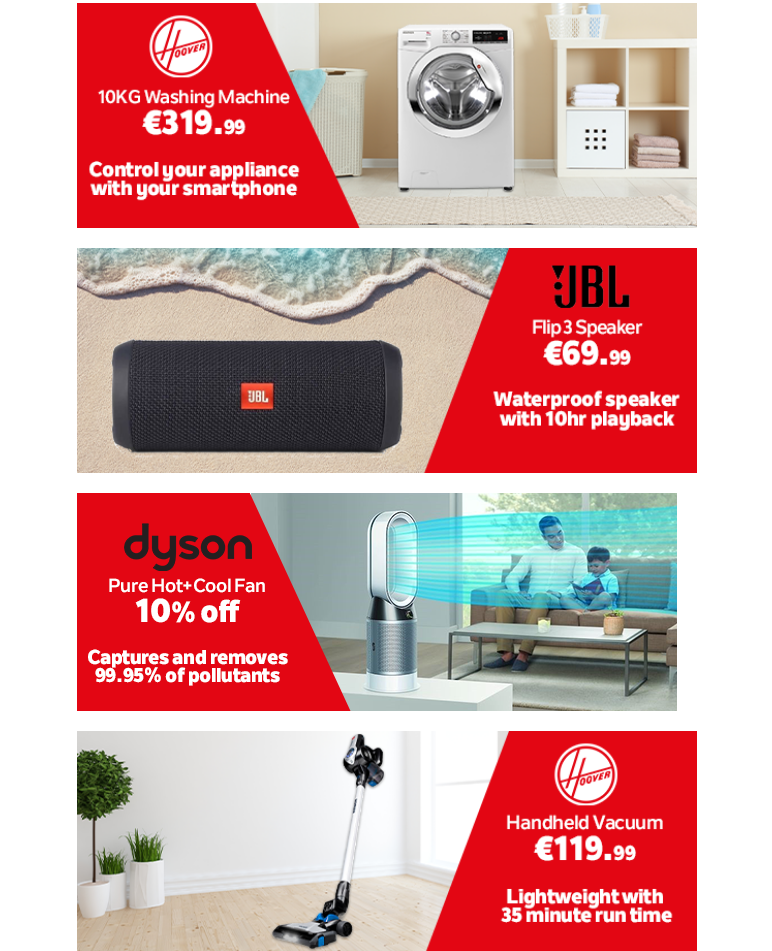 DID Electrical Stillorgan - Up to 50% off inside!