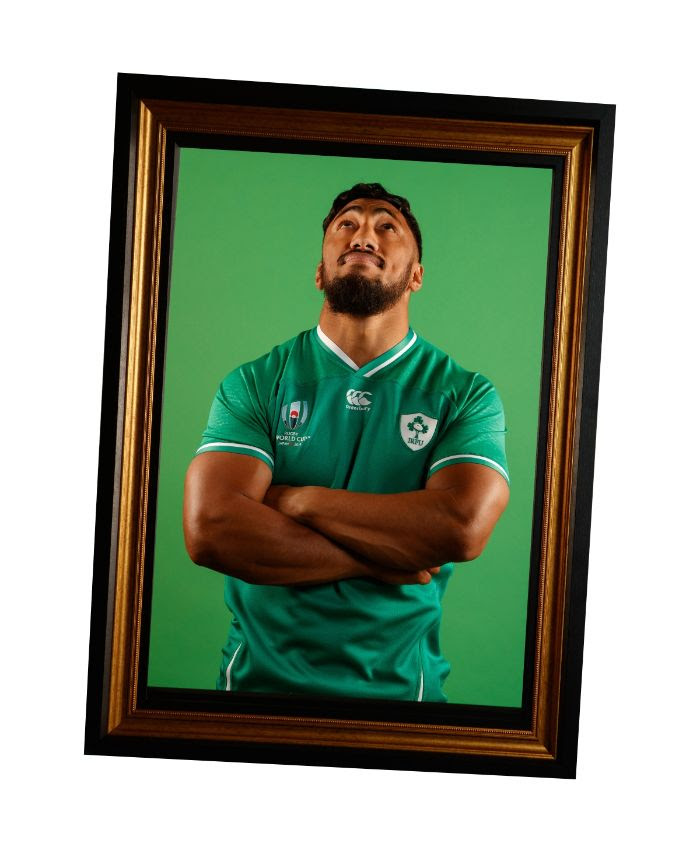 Intersport Elverys - Introducing Irish Rugby's new Rugby World Cup™ range