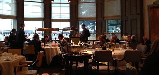 OpenTable - Top Celeb Chef restaurants in London!
