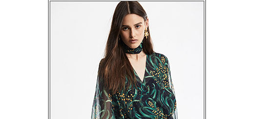 oscar de la renta – new collection launches today