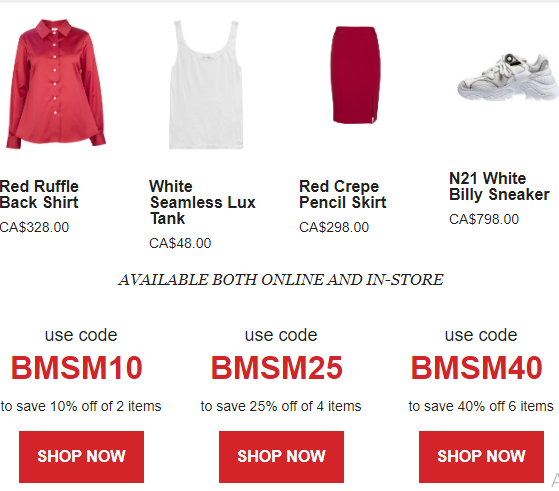 Pink Tartan - HAPPY BIRTHDAY, CANADA! FINAL HOURS for BUY MORE SAVE MORE Shop ASAP!