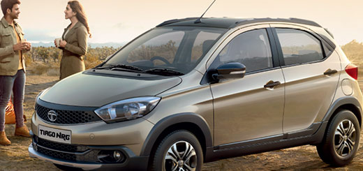 Tata Tiago - All New Tiago NRG With Added Features