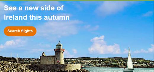 Aer Lingus - Take a breath of fresh air in Ireland