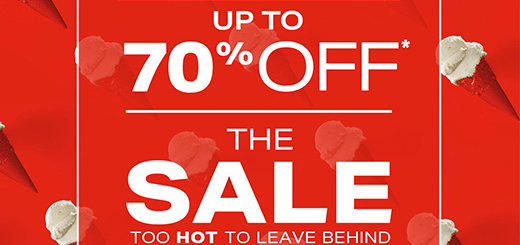 Brown Thomas - The Sale ends tomorrow – last chance!