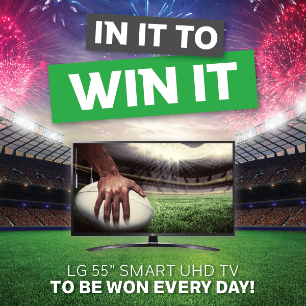 """DID Electrical STILLORGAN - Want a chance to win a 55"""" LG TV?"""
