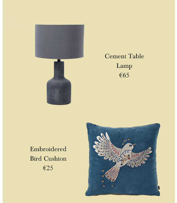 Dunnes Stores - The perfect bedroom haven - Carolyn Donnelly eclectic