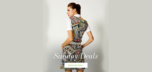 golfino news – sunday deals: extra 10 % off selected outlet highlights
