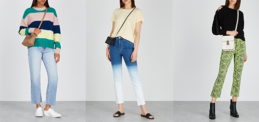 Harvey Nichols - The jeans edit