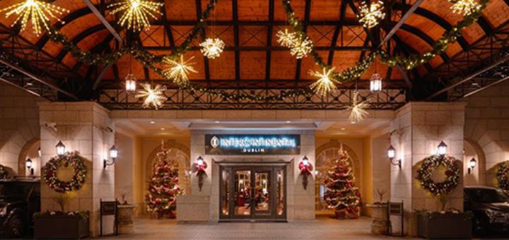 InterContinental Dublin - Christmas Parties at InterContinental Dublin