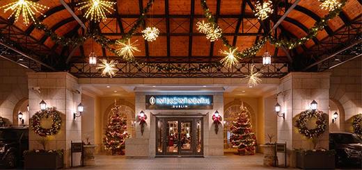 intercontinental dublin – christmas parties at intercontinental dublin