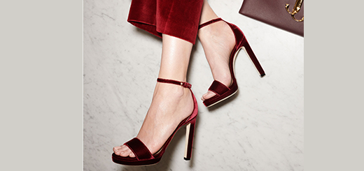 Jimmy Choo - Trend Report: Velvet + Complimentary Next Day Delivery