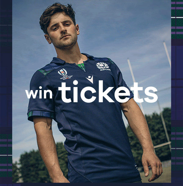 Lovell Rugby - Win Tickets to Scotland vs France