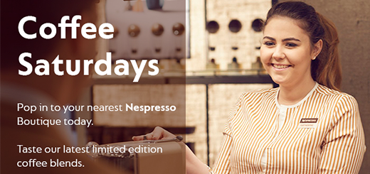 nespresso – try the latest coffee blends from nespresso