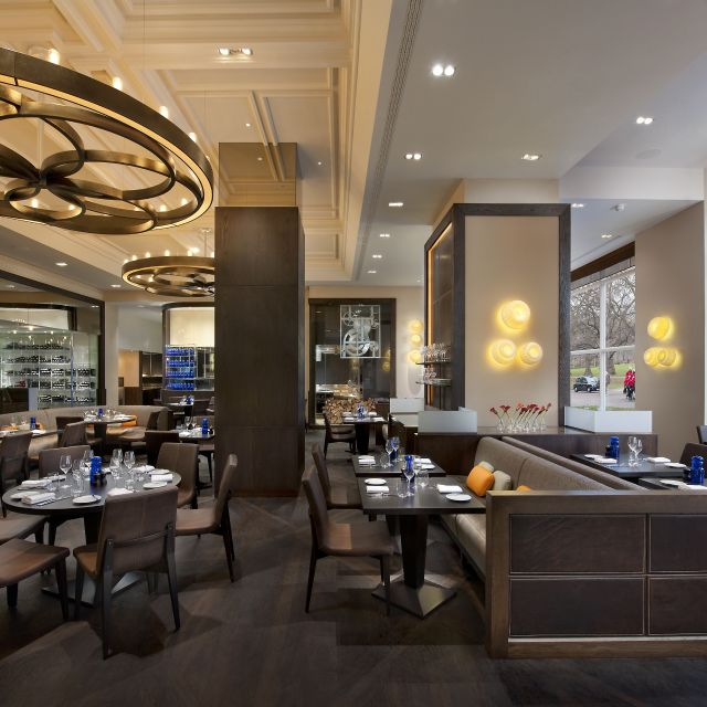 Most booked restaurants in Knightsbridge