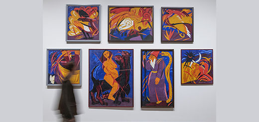 Tate Members - Last chance to explore Natalia Goncharova!