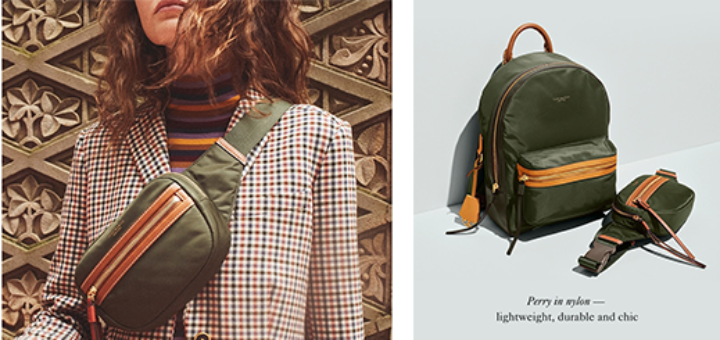 tory burch – the new school: backpacks & belt bags