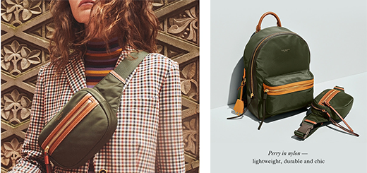 Tory Burch - The new school: backpacks & belt bags