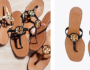 Tory Burch – The Sandal Shop: new Millers
