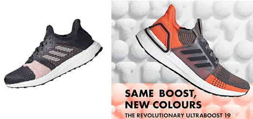 runners need – adidas ultraboost 19, now in fresh colourways
