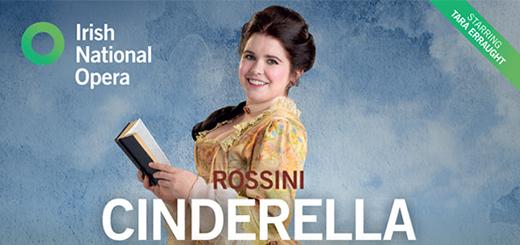 Bord Gáis Energy Theatre - Irish National Opera returns with Rossini's enchanting CINDERELLA - LA CENERENTOLA!