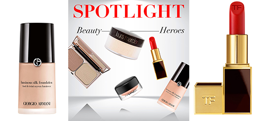 brown thomas – spotlight on beauty heroes